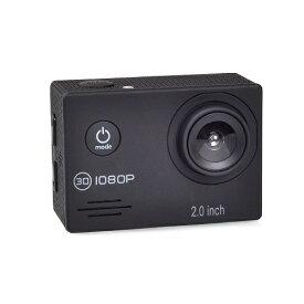 【SAC】AC200シリーズ アクションカメラ FullHD 1080p対応