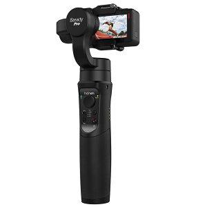SAC アクションカメラ用3軸ジンバル スタビライザー iSteady Pro