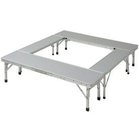 【送料無料】山善 ファイアープレイステーブル FPT-100(SL)