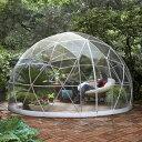ガーデンイグルー Garden Igloo ガーデンドーム 庭 おしゃれ 快適空間 テント アウトドア ガーデニング アースドーム …