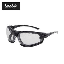 保護メガネ ブーム フリーサイズ No.1654201JP BOOM ブラック クリアレンズ ガスケット付き 防曇 耐傷性 スポーツ アウトドア bolle A工D
