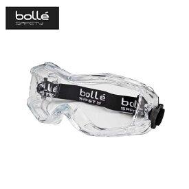 保護メガネ ストーム フリーサイズ No.1653701JP STORM クリア クリアレンズ 眼鏡の上から 防曇 耐傷性 スポーツ アウトドア bolle A工D