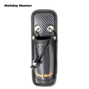 ロッドホルダー No.F0801 ブラック ロッド ホルダー 収納 携帯用 釣り フィッシング 釣具 ホリデーハンター Holiday Hunter マーベルD