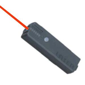 レーザーポインター 軽量型 No.WILP-R1 軽量 軽い パワーポイント DIY 測量 直線 三冨D メール便