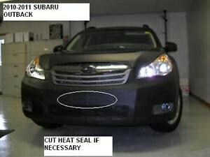 スバル Outback フルブラ Lebra Front End Mask Cover Bra Fits Subaru Outback 2010 2011 リブラフロントエンドマスクカバーブラは2011年2010年スバルアウトバックに適合します