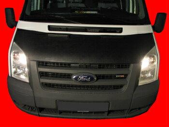 フォード Transit フルブラ Ford Transit 2006-2013 CUSTOM CAR HOOD BRA NOSE FRONT END MASK フォードトランジット2006-2013 CUSTOM CAR HOOD BRA NOSEフロントエンドのMASK