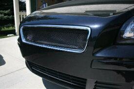 ボルボ グリル VOLVO S40 V50 Badgeless MESH Sport Grill Grille CHROME VOLVO S40 V50 Badgeless MESHスポーツグリルグリルクローム