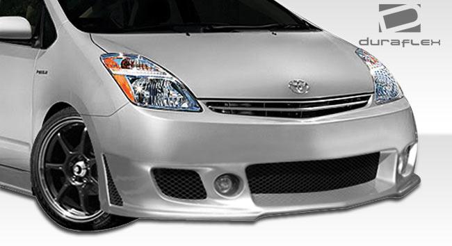 USパーツ 04-09トヨタプリウスB-2 Duraflexフロントボディキットバンパー!!! 106444 04-09 Toyota Prius B-2 Duraflex Front Body Kit Bumper!!! 106444