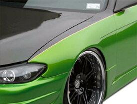 USパーツ 95-98フィット日産S15シルビアOEM Duraflexボディキット - コンベアフェンダー! 101643 95-98 Fits Nissan S15 Silvia OEM Duraflex Body Kit- Conv Fenders!!! 101643