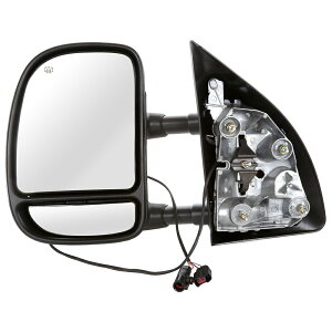 USミラー 10-12フォードエスケープのための乗客側のパワースポッタミラー Passenger Side Power Spotter Mirror for a 10-12 Ford Escape