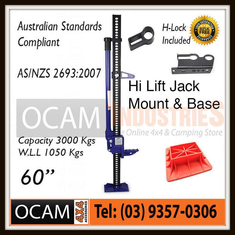 USワイドフェンダー ハイリフトジャックファームヘビーデューティーブルー60インチマウント& ベース4x4 4WD High Lift Jack Farm Heavy Duty Blue 60 inch Mount & Base 4x4 4WD
