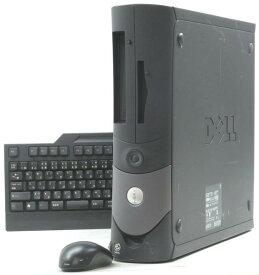 中古デスクトップパソコン DELL Optiplex GX60-P2600DT (デル WindowsXP) 【中古】 【中古パソコン/中古PC】