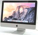 Apple iMac MC309J/A (アップル マック マッキントッシュ DVDスーパードライブ グラボ ビデオカード Bluetooth) 【中古】 中古...