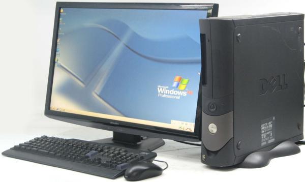 中古デスクトップパソコン DELL Optiplex GX60-C2000DT■27液晶セット (デル) 【中古】 【中古パソコン/中古PC】