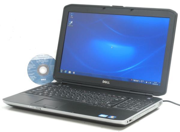 中古ノートパソコン DELL Latitude E5530-2700HD (Corei5 HDMI DVDスーパーマルチドライブ 15インチ 無線LAN グラボ ビデオカード デル Windows7)【中古】【中古パソコン/中古PC】