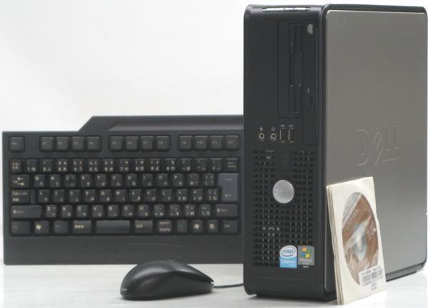 DELL Optiplex 755-C2000SF(デル Windows Vista)【中古】【中古パソコン/中古PC】