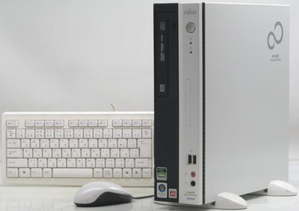 富士通 FMV-DESKPOWER CE40W7(富士通 WindowsXP DVDスーパーマルチドライブ)【中古】【中古パソコン/中古PC】
