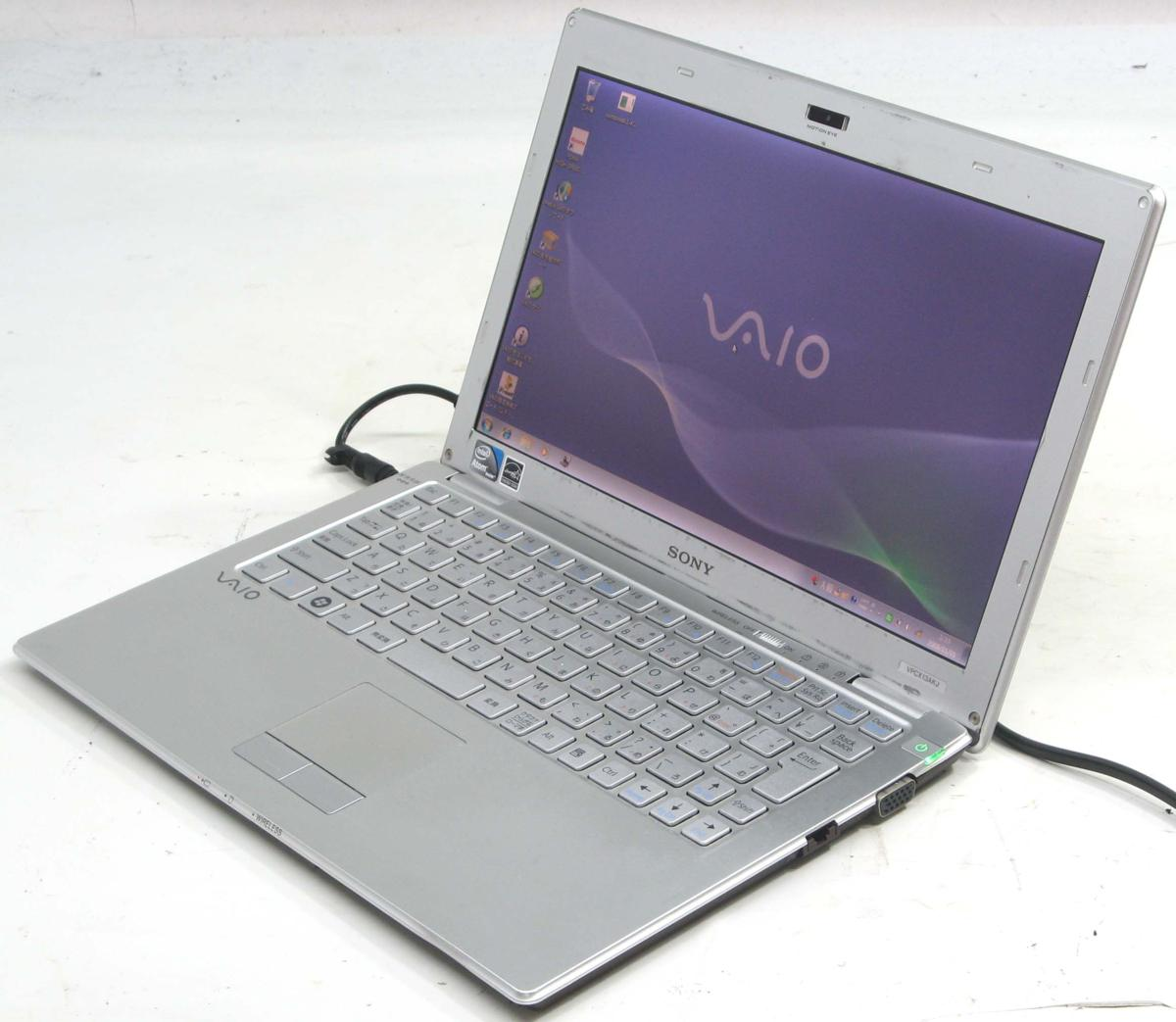 SONY【SSD搭載】VAIO VPCX13AKJ(ソニー Windows7 SSD搭載)【中古】【中古パソコン/中古PC】