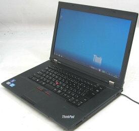 中古ノートパソコン Lenovo ThinkPad L530 2475-A11(レノボ IBM Windows7 Corei5 15.6インチ グラボ ビデオカード DVDスーパーマルチドライブ)【中古】【中古パソコン/中古PC】