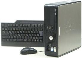 中古デスクトップパソコン DELL Optiplex 755-E4300SF(デル WindowsXP)【中古】【中古パソコン/中古PC】