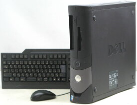 中古デスクトップパソコン DELL Optiplex GX280-P3200DT(デル WindowsXP)【中古】【中古パソコン/中古PC】