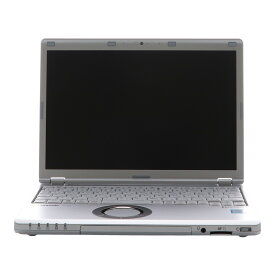 [在庫処分セール]Let's note SZ6(CF-SZ6RDYVS/Win10x64) Panasonic Core i5-2.6GHz(7300U)/8GBメモリ/SSD256GB/12.1/Webカメラ 2018年頃購入 [Bランク] [中古]