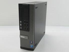 [デスクトップ][期間限定][セール]Optiplex 9020 3300SFF(Win7) DELL Core i5-3.3GHz(4590)/4GB/500GB/DVDマルチ 2015年頃購入 [バリュー品] [中古]