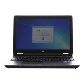 [A4ノート][ゲーミングPC][期間限定][セール]■ZBook15 G2(G7T32AV-AAAE/Win7x64 8.1DG) HP Core i7-2.5GHz(4710MQ)/16G/500G/15.6/DVDマルチ/NVIDIA/指紋認証 2016年頃購入 [バリュー品] [中古]
