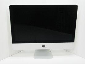 [ゲーミングPC]iMac 21インチ(MNDY2J/A 10.14) Apple Core i5-3.0GHz/8G/1T/21.5/Retina 4K/Radeon/Webカメラ 2019年頃購入 [美品] [中古]