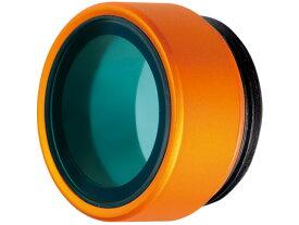 【定形外郵便対応可能】Panasonic(パナソニック)ウェアラブルカメラ用 ガラスカバー(通常撮影用・オレンジ)部品コード:SFC0313