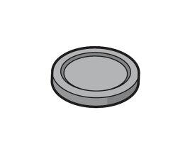 【定形外郵便対応可能】Panasonic(パナソニック)ムービーデジタルカメラ用 ボディキャップ部品コード:VKF4091