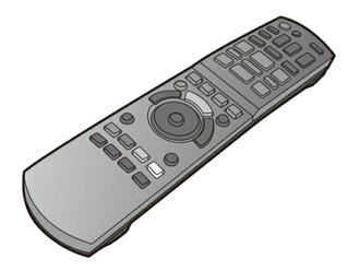 Panasonic (Panasonic) HDD powered high-definition BD recorders for remote control genuine remote control N2QAYB000686 DMR-BWT 510