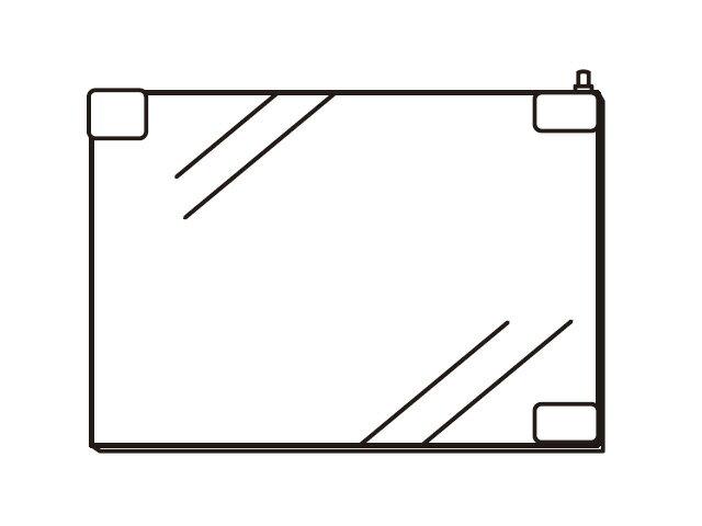 ☆パナソニック(Panasonic)☆ ホームシアター ラックシアター用 ガラス扉部品コード:RXQ2059 純正部品 消耗品