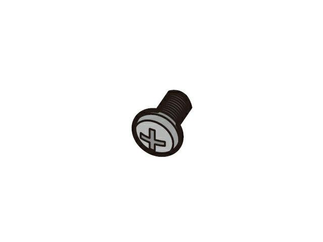 【小型宅配便(定型外郵便)対応可能】☆パナソニック(Panasonic)☆ ホームシアター サウンドセット用 ねじA(M4×8)部品コード:XSN4+8FJK 純正部品 1本入り 消耗品