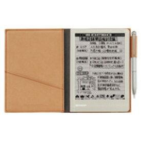 SHARP 純正部品コード:WG-S30-T ◆シャープ 電子ノート(ブラウン系)◆◆ ■新品 純正