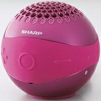 SHARP 純正部品コード:WS-BL1-P ◆シャープ ワイヤレススピーカーシステム<ピンク系>◆◆ ■新品 純正