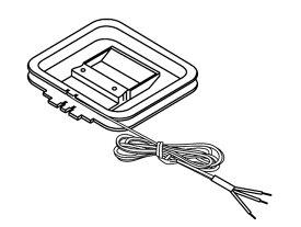【定形外郵便対応可能】Panasonic(パナソニック)SDステレオシステム(D-dock)用 AMループアンテナ部品コード:N1DAAAA00002