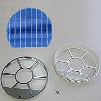 SHARP(シャープ) 加湿空気清浄機用 加湿フィルター枠セット<マグネット1個付き>部品コード:KASHITSUFILTERWAKU-2 純正部品 消耗品