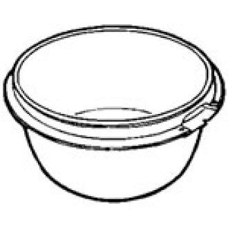 尖銳的真正部分代碼: 2343800248 ◆ 尖銳 (炊具) ◆ ◆ 為信使電飯煲鍋手柄並不包括。 ♦ 新股在平底鍋裡