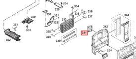 【あす楽★A1】Panasonic部品コード:ARMG00C00380 パナソニック 冷凍冷蔵庫 ファンモータ