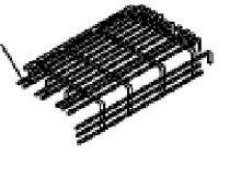 ☆パナソニック(Panasonic)☆ 食器洗い乾燥機用 ヒーターカバー部品コード:ANP1316-6730 純正部品 消耗品