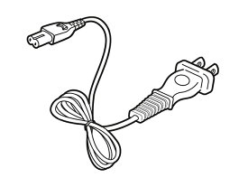 【定形外郵便 対応可能】Panasonic パナソニック光エステ用 電源コード 部品コード:ESWP80W2917