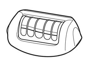 【定形外郵便対応可能】 Panasonic パナソニック除毛・脱毛器 アシ・ウデ用フレーム部品コード:ESWS31W3107