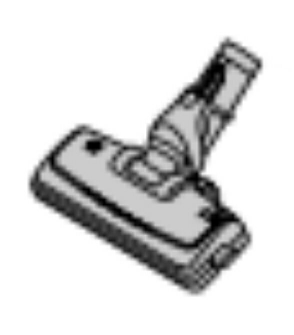 【あす楽対応】1 MITSUBISHI 三菱 ミツビシ部品コード:M11E29490 ◆掃除機用 床ノズル(パワーブラシ)◆■新品 純正