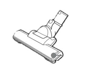 【あす楽★21】MITSUBISHI 三菱 ミツビシ部品コード:M11E43490 掃除機用 タービンブラシ