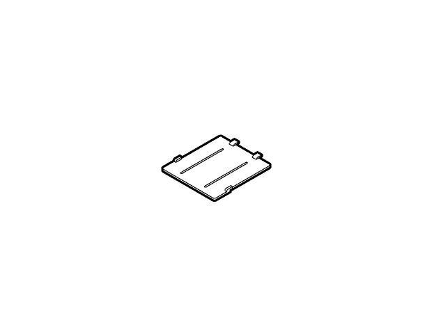 【メール便対応可能】☆パナソニック(Panasonic)☆ 体組成バランス計用 本体電池カバー部品コード:EWFA71H3127 純正部品 消耗品
