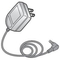 【小型宅配便(定型外郵便)対応可能】SHARP(シャープ) 電話機・ファクシミリ用 親機用ACアダプター(DP-310)部品コード:1426000226 純正部品 消耗品
