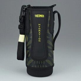【小型宅配便(定形外郵便)対応可能】THERMOS(サーモス)真空断熱スポーツボトル FFZ-1001Fハンディポーチ ブラックイエロー部品コード:4562344355452 純正部品 交換部品