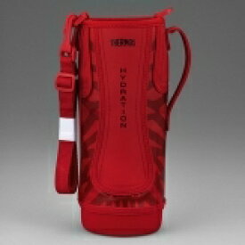【小型宅配便(定形外郵便)対応可能】THERMOS(サーモス)真空断熱スポーツボトル FFZ-1501Fハンディポーチ レッドブラック部品コード:4562344355544 純正部品 交換部品