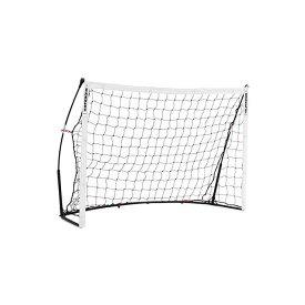 クイックプレイ ポータブル サッカーゴール 1.8m×1.2m 組み立て式ゴール 6KSR#22850